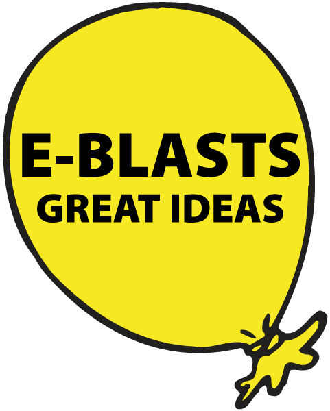 E-Blast - Great Ideas