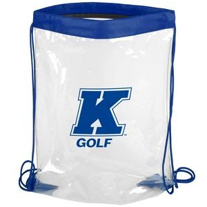 The Coliseum Stadium Drawstring Bag