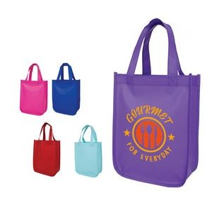 Cosmo Small Matte Laminated Tote